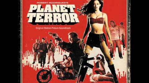 Planet Terror OST-Go Go Not Cry Cry - Robert Rodriguez
