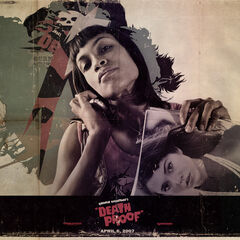 Death Proof character poster 2.