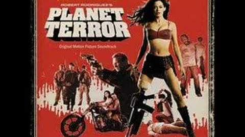 The Grindhouse Blues - Planet Terror Soundtrack