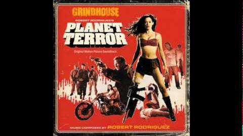 Planet Terror Sountrack - Useless Talent 32 - Rose McGowan