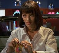 Pulp Fiction Red Apple