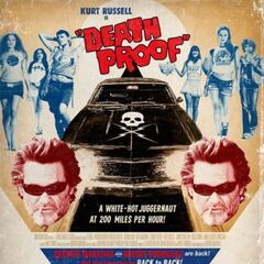 Death Proof + Planet Terror.