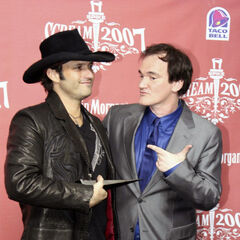 Rodriguez and Tarantino.