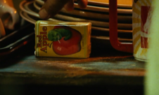 Red Apple in Planet Terror