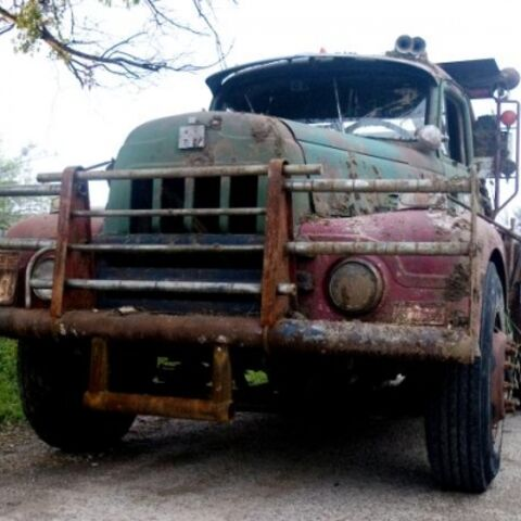 Promotional image of the truck.