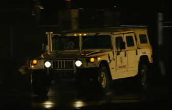 Lt Muldoon's ride