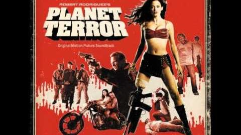 Planet Terror OST-Nouvelle Vague-Too Drunk To Fuck