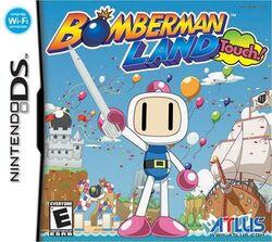 F87c6992c470c9a83967730d6ffeb4a4-Bomberman Land Touch