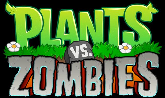 imagem logo plantas vs zumbis png wiki plantas vs zumbis