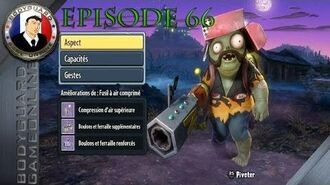 Plants vs Zombies Garden Warfare Let's Play Épisode 66 -Mécano-