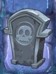Dark ages tombstone