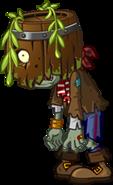 1HD Barrelhead Zombie