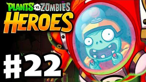 Plants vs. Zombies- Heroes - Gameplay Walkthrough Part 22 - The Mechanical Menace Rises! (iOS)
