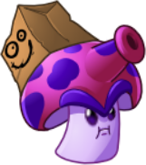 1HD Spore-shroom (with Other costume)