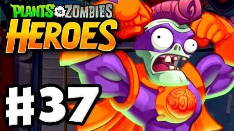 Plants vs. Zombies- Heroes - Gameplay Walkthrough Part 37 - Return to Zombopolis! (iOS, Android)