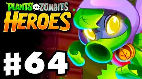 Plants vs. Zombies- Heroes - Gameplay Walkthrough Part 64 - Sack of Seedling City! (iOS, Android)