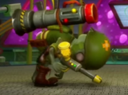 Boom goes the plants