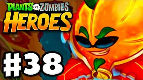 Plants vs. Zombies- Heroes - Gameplay Walkthrough Part 38 - To the Moon! (iOS, Android)