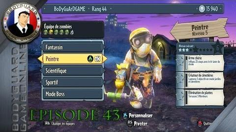 Plants vs Zombies Garden Warfare Let's Play Épisode 43 Jeu Rigolo Objectif 100