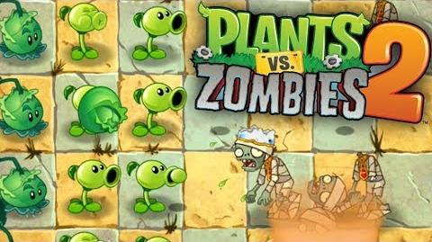 LES ZOMBIES SONT DE RETOUR Plantes vs Zombies 2 1