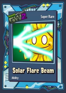 1Pvzgw2 solar flare beam sticker