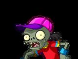 Zombie Breakdancer