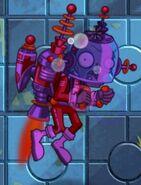 Hypnotized Blastronaut Zombie