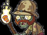 Zombie Explorateur