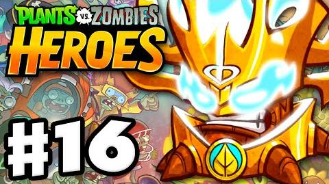 Plants vs. Zombies- Heroes - Gameplay Walkthrough Part 16 - Captain Combustible! (iOS, Android)