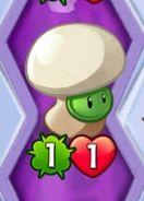 Amphibious Button Mushroom