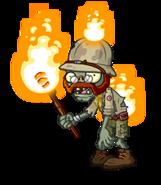 1HD Torchlight Zombie