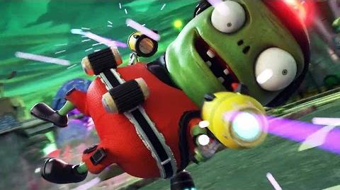PLANTS VS ZOMBIES Garden Warfare 2 Trailer VF -E3 2015-