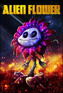 1Alien Flower Legends of the Lawn DLC Promotional Art