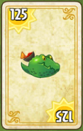 1Guacodile Costume Card