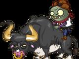 Zombie Rodéo Légende