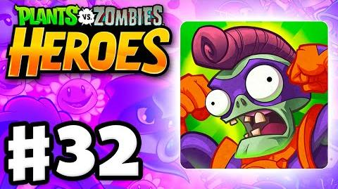 NEW UPDATE and Ranked Mode! Plants vs. Zombies- Heroes - Gameplay Walkthrough Part 32 (iOS, Android)