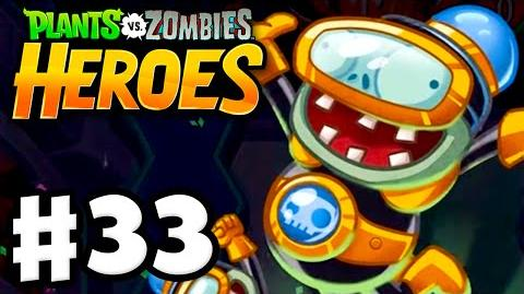 Plants vs. Zombies- Heroes - Gameplay Walkthrough Part 33 - Impfinity Rides Again! (iOS, Android)