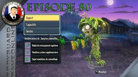 Plants vs Zombies Garden Warfare Let's Play Épisode 80 -Ranger Camouflé-☆-FaceCam-☆