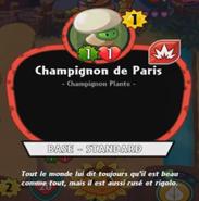 PvZH Champignon de Paris