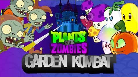 Plants vs Zombies Garden Kombat (Cancelled)