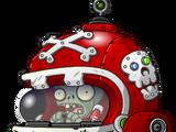 Zombie Mécha-quarterback