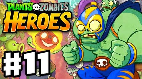 Plants vs. Zombies- Heroes - Gameplay Walkthrough Part 11 - The Smash! (iOS, Android)
