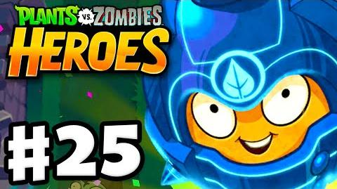 Plants vs. Zombies- Heroes - Gameplay Walkthrough Part 25 - Putt-Putt Rumble! (iOS, Android)