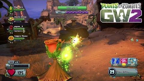 Plants vs. Zombies Garden Warfare 2 - Mode Jeu Solo dévoilé
