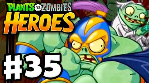 Plants vs. Zombies- Heroes - Gameplay Walkthrough Part 35 - Boom at the Backyard Brawl!