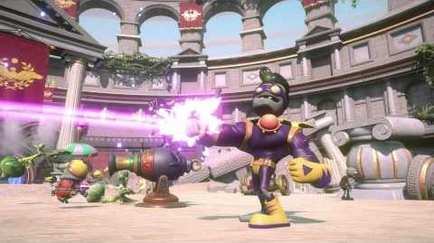 Plants vs. Zombies Garden Warfare 2 - Gameplay et Annonce Carte Seeds of Time