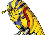 Zombie Pharaon