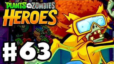 Plants vs. Zombies- Heroes - Gameplay Walkthrough Part 63 - Dead or Alive Jive! (iOS, Android)