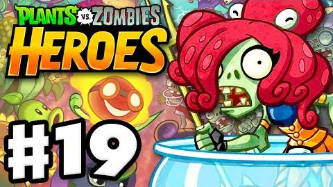 Plants vs. Zombies- Heroes - Gameplay Walkthrough Part 19 - Neptuna! (iOS, Android)