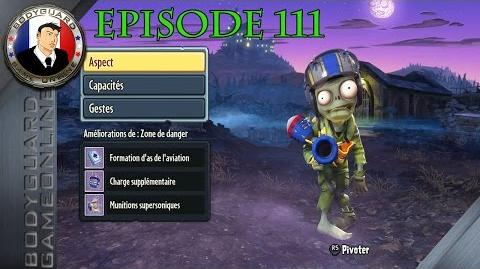 Plants vs Zombies Garden Warfare Let's Play Épisode 111 - -Le Para-Soldat- 1080P